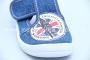 Тапочки Waldi 0022 для мальчика синие (A)