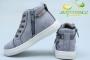 Ботинки С.Луч Y362-2 для девочки серые