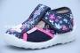 Тапочки Waldi 015 для девочки синие (A)