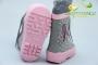 Резиновые сапоги BIKI AB0368 для девочки серые