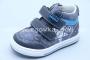 Ботинки Bessky JT7625-1 для мальчика синие (A)