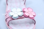Босоножки Сказка S502-2 для девочки розовые (A)