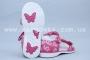 Босоножки Сказка S504-2 для девочки розовые (A)