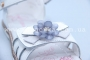 Босоножки BIKI 3354C для девочки белые (A)
