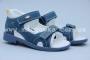 Босоножки Сказка S506-2 для мальчика синие (A)