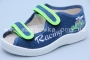 Тапочки Waldi 0028 для мальчика синие (A)