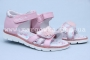 Босоножки BIKI 4047A для девочки розовые (G)