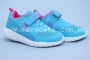 Кроссовки Axim 3A1746DZBLUE для девочки голубые