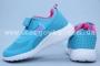 Голубые кроссовки для девочки Axim Польша 2A1746DZBLUE