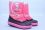 Сапоги Demar 1505a для девочки розовые