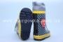 Резиновые сапоги Шалунишка R060 для мальчика серые