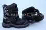 Термоботинки B&G TERMO R171-6041 для мальчика чёрные