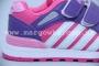 Кроссовки Fieerinni B218-3 для девочки фиолетовые (A)