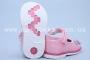 Туфли EeBb D1501pink для девочки розовые МАЛОМЕРЯТ! (A)