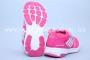 Кроссовки KLF 6158-8A для девочки розовые (A)