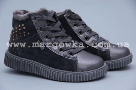 Ботинки Tom.M 3886C для девочки МАЛОМЕРЯТ! (A)
