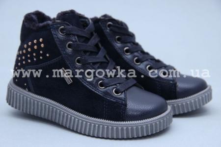 Ботинки Tom.M 3886D для девочки МАЛОМЕРЯТ! (A)