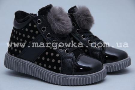 Ботинки Tom.M 3887A для девочки МАЛОМЕРЯТ! (A)