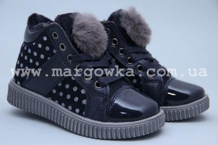 Ботинки Tom.M 3887D для девочки МАЛОМЕРЯТ! (A)