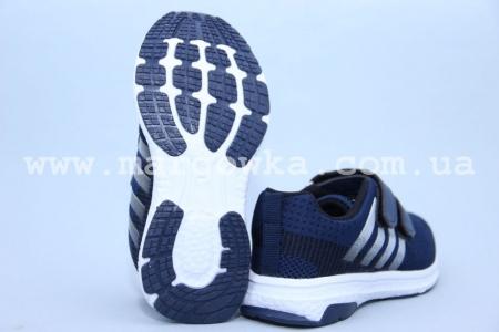 Кроссовки KLF 082-1A для мальчика синие (A)