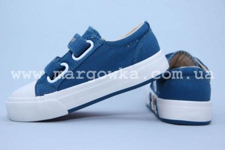 Кеды Bessky 6370-2 для мальчика синие (G)