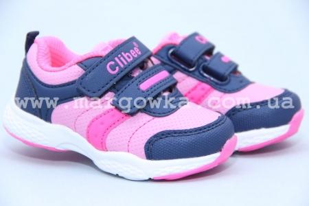 Кроссовки Clibee F701-1 для девочки (A)