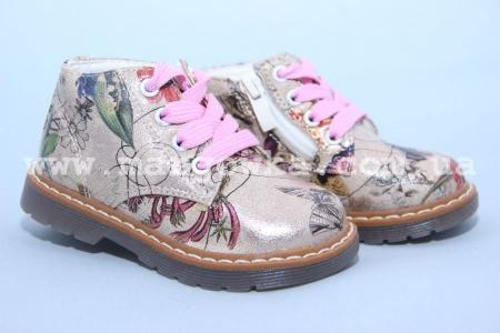 Ботинки С.Луч AG7820-3 для девочки МАЛОМЕРЯТ! (G)