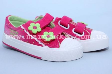Кеды Tom.M C-T04-25-E для девочки розовые (G)