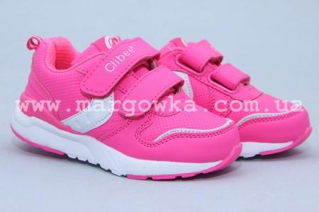 Кроссовки Clibee F700 для девочки розовые (A)