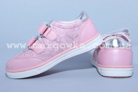 Туфли Tom.M C-T10-82-A для девочки розовые (AG)