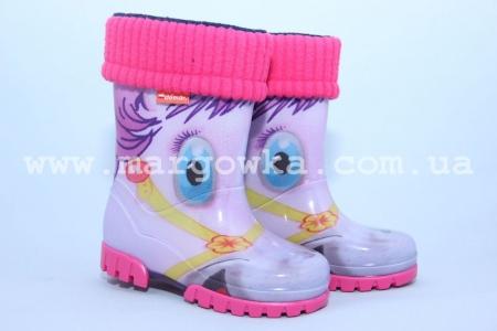 Резиновые сапоги Demar 0038HA для девочки (A)