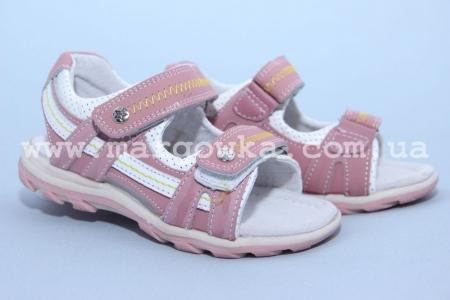 Босоножки Calorie YQ2038-5S для девочки розовые (G)