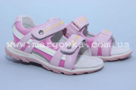 Босоножки Calorie YQ2038-5F для девочки розовые (G)