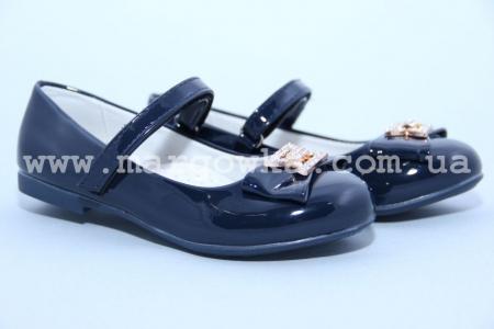 Туфли Tom.M C-T04-48-H для девочки синие (A)