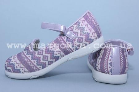 Туфли Королева Красоты (B&G) ZH17801-25 для девочки (A)
