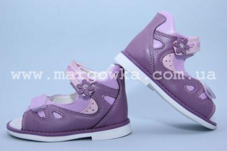 Босоножки Tom.M C-T89-24-E для девочки фиолетовые (A)