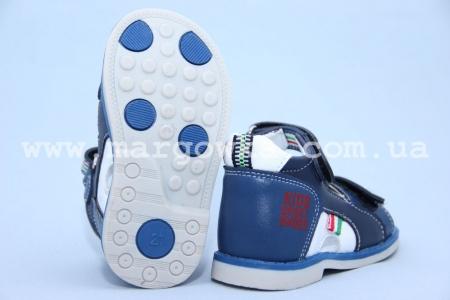 Босоножки Tom.M C-T10-65-B для мальчика синие (A)