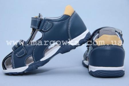 Босоножки Tom.M C-T88-97-D для мальчика синие (A)