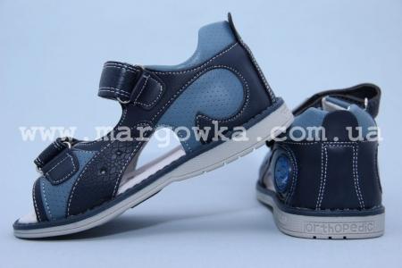 Босоножки Tom.M C-T01-69-A для мальчика синие (A)