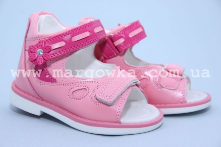Босоножки Tom.M C-T89-24-F для девочки розовые (G)
