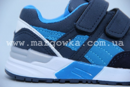 Кроссовки Bessky QX877-1 для мальчика синие (A)