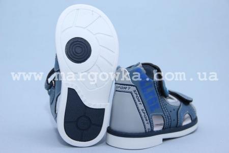 Босоножки Tom.M C-T89-40-C для мальчика синие (A)