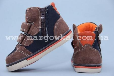 Ботинки Солнце PT17-25C для мальчика (G)