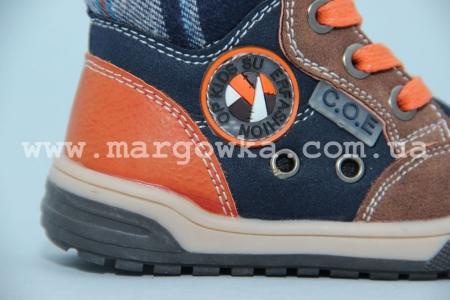 Ботинки Солнце PT6706-C для мальчика (A)