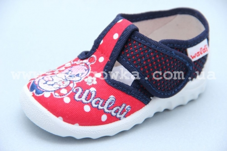 Тапочки Waldi 038 для девочки (A)