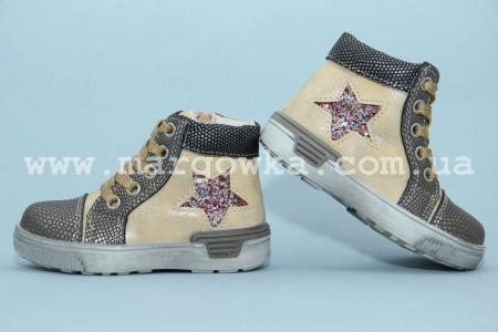 Ботинки С.Луч M1171-2 для девочки (A)