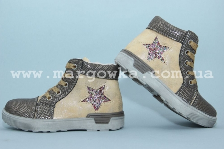 Ботинки С.Луч M5288-2 для девочки (A)