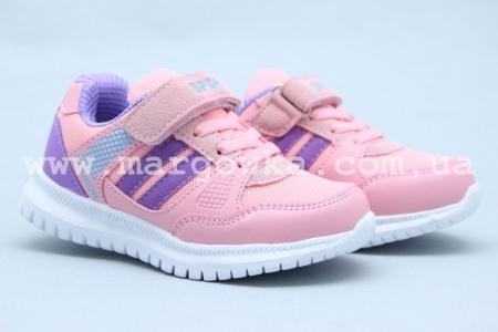 Кроссовки Tom.M 5564F для девочки розовые