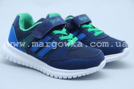 Кроссовки Tom.M 5564W для мальчика синие