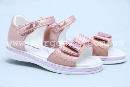 Босоножки Сказка S513-1 для девочки розовые